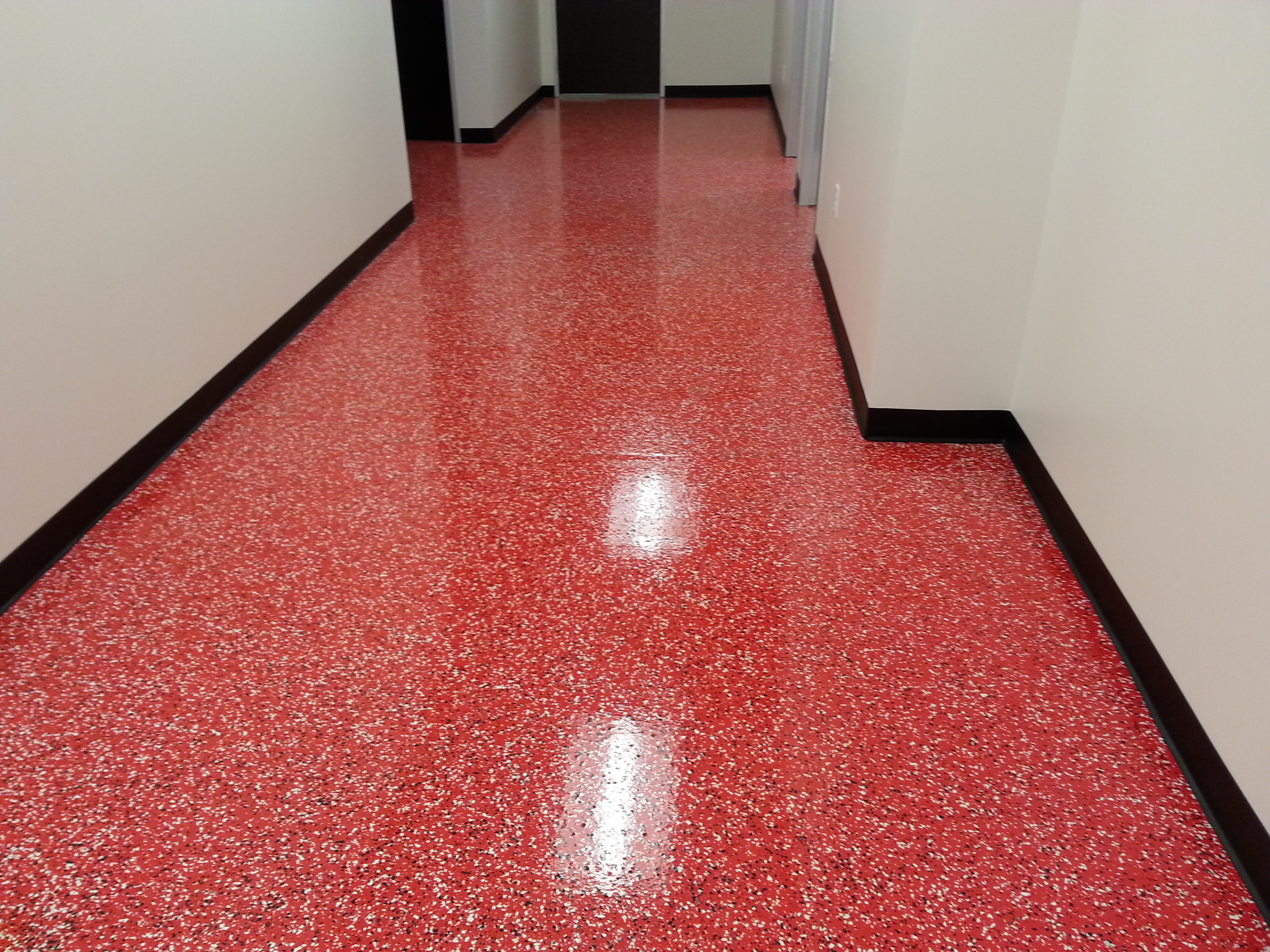 Gallery home garage floor inc for Epoxy flooring